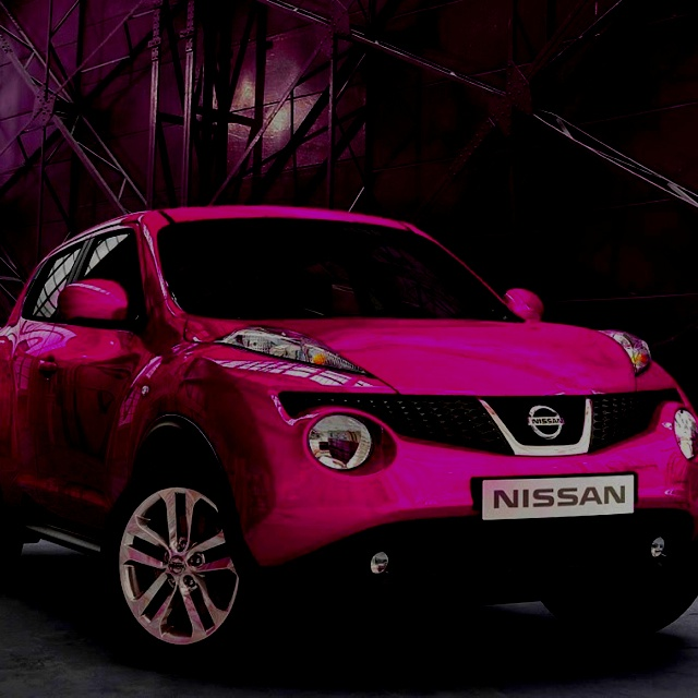 love this Nissan Juke!