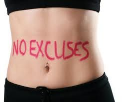 I will no longer make excuses
