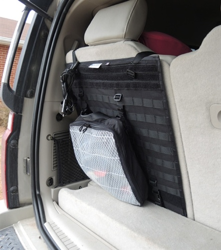 Tactical Series Car Seat Organizer