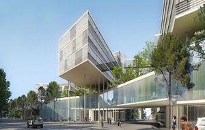 Bateg (mandataire) et CBC, filiales de VINCI Construction France, réaliseront le futur siège social de Veolia Environnement à Aubervilliers (Seine-Saint-Denis), pour le compte d'Icade.