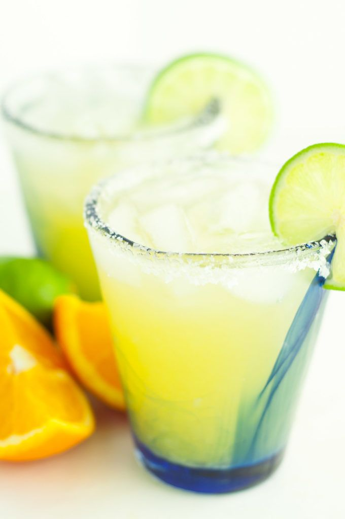 This Light and Fresh Margarita recipe is the absolutely perfect version of a fantastic drink. It's lighter in calories, uses fresh ingredients, and will be your new go to margarita recipe.