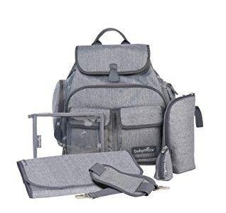 Glober, un sac à dos à langer unisexe et tendance