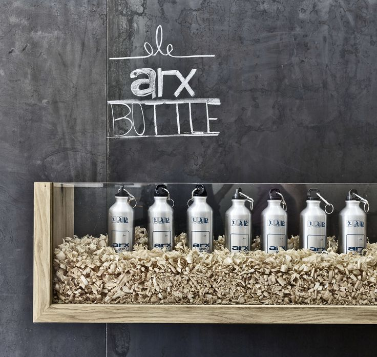 arx Trinkflasche // arx bottle