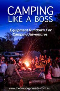 Going Camping? Let us help you pack.We'll help you Camp Like A Boss with our Equipment Rundown for Family Adventures.