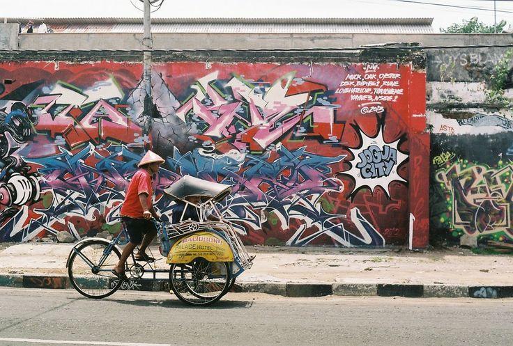 Yogyakarta City by Aji Satrio on 500px