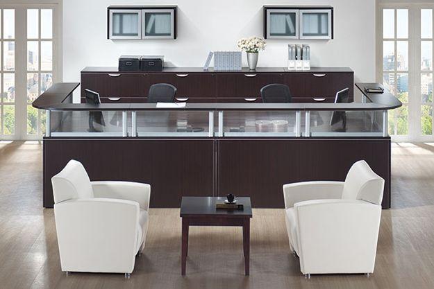 industrial office furniture | ... Desk Commercial Office Furniture Design | Commercial Office Furniture