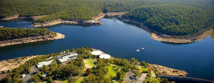 HOME - Woronora Dam Pipeline Trail Run
