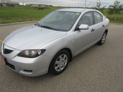 2007 Mazda 3 located a tour  Red Deer location!