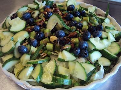 Low carb lækkerier: Hjemkundskabsundervisning - grøntsager og krydderurter