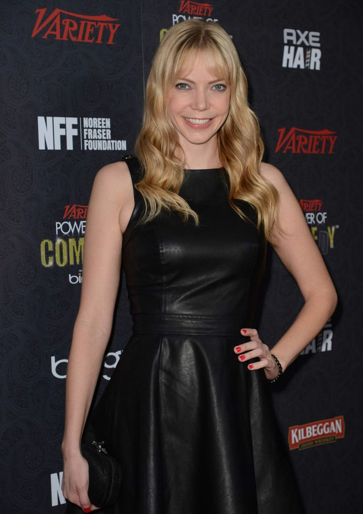 riki lindhome | RIKI LINDHOME at Variety's 3rd Annual Power of Comedy Event in ...