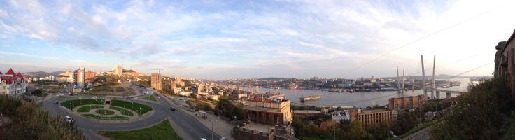 Vladivostok is the best city!!!