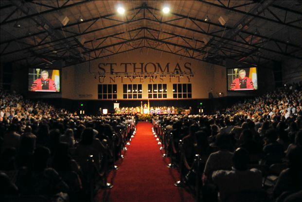 St. Thomas University School of Law Spring 2014 Commencement