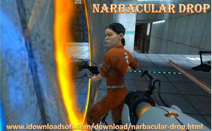 Narbacular Drop is an environmental puzzle video game developed by Nuclear Monkey Software to control the character of Princess who is in the captivity of the demon.