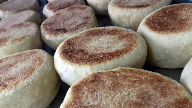 English Muffins #alucinabread Medellin