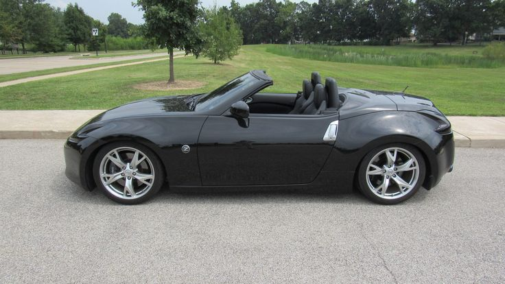 2010 Nissan 370Z Touring Convertible