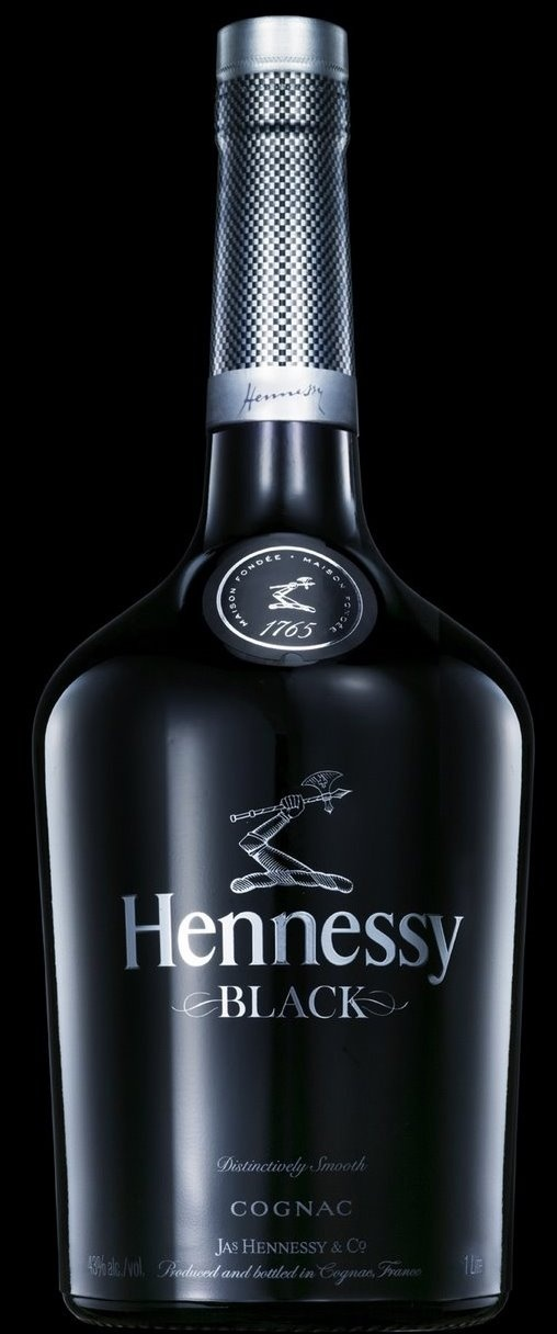 Hennessy Black...