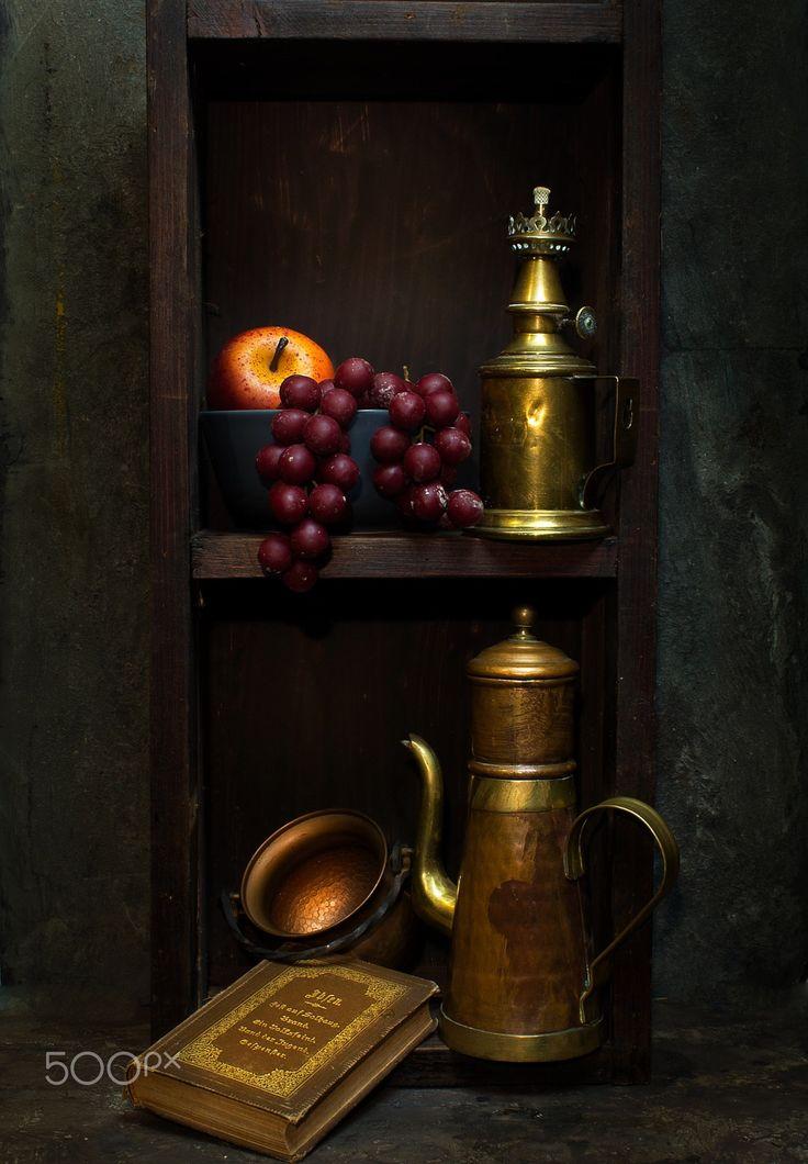 Still life !!! by Mostapha Merab Samii on 500px