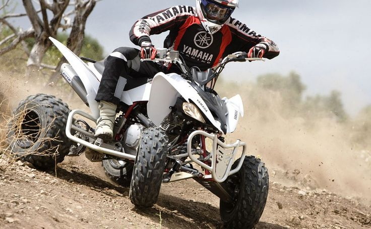 #Yamaha Quad Bikes: The #Blaster vs. the #Raptor