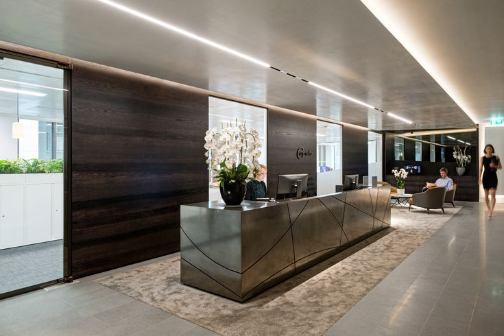 Hedge Fund Offices - London - 2