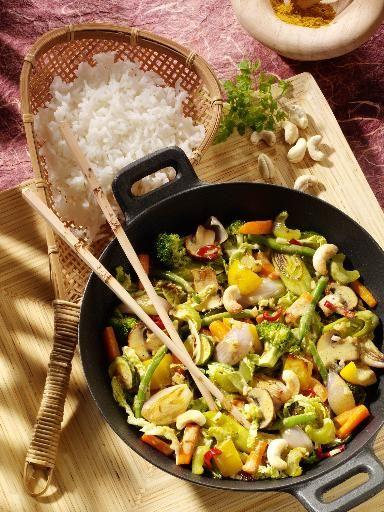 Hauptspeise - Vegetarisch