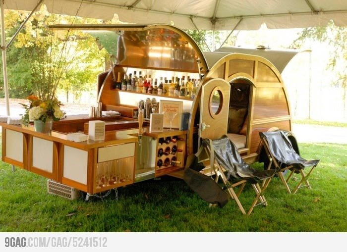 Camping is now more interesting!