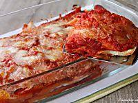 lasagna di zucchine speck e provola, una ricetta golosa che conquisterà proprio tutti!!