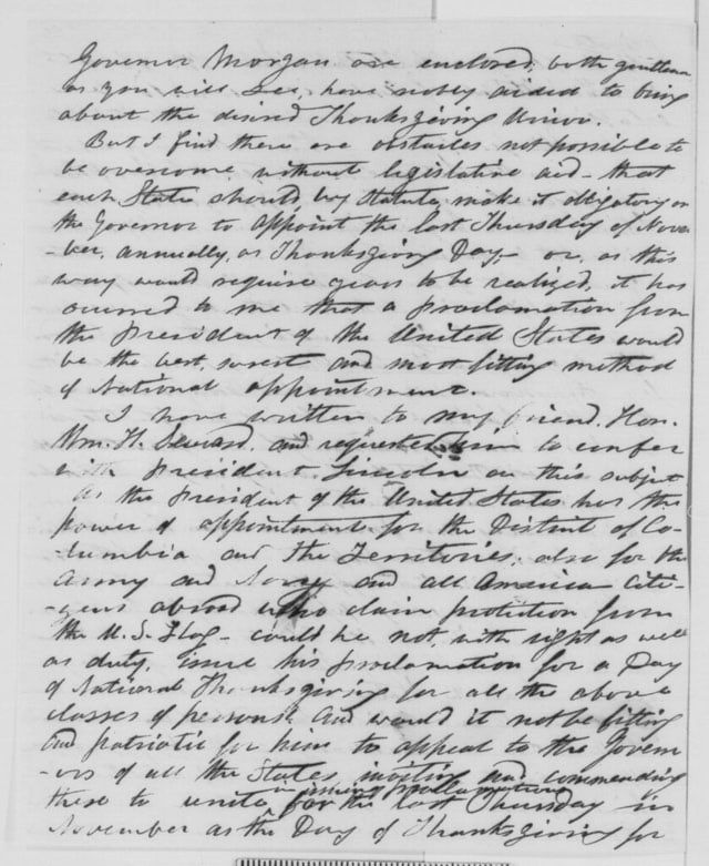 sarah hale letter to lincoln rhetoric Abraham lincoln had delivered the gettysburg address  1864, douglass's  rhetoric and conviction challenges the president to envision a  74-year old  magazine editor sarah josepha hale originally from new england, hale, the  editor of.