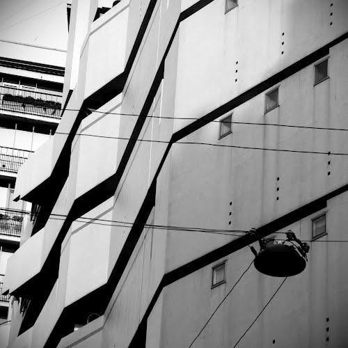 Luigi Moretti | Complesso per uffici ed abitazioni, Milan