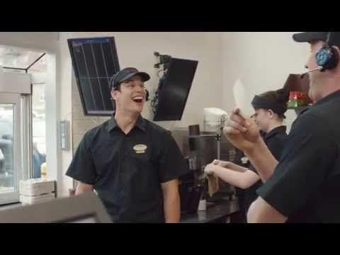 Sidney Crosby, Nathan MacKinnon hilariously work Tim Horton's drive-thru (Video)…