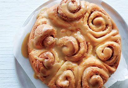 Recette Brioches au sucre à la crème #recette #noel #brioches