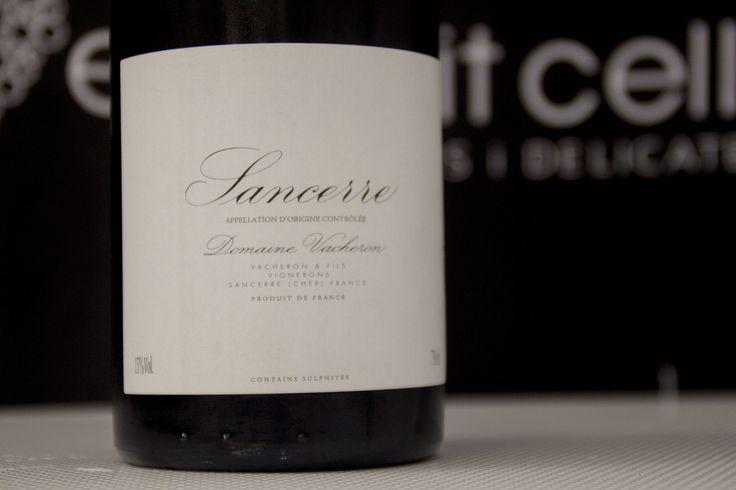 """VACHERON LES ROMAINS 2011. AOC Sancerre. """"Mineral y atlántico""""  https://petitceller.com/es/botiga/v/vacheron-sancerre-blanc-les-romains-2011/5755/"""