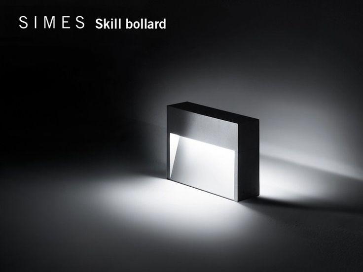 LED Garden Bollard light for Public Areas SKILL BOLLARD ...