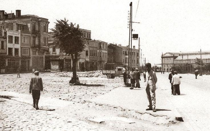 Kadıköy Çarşı  1957