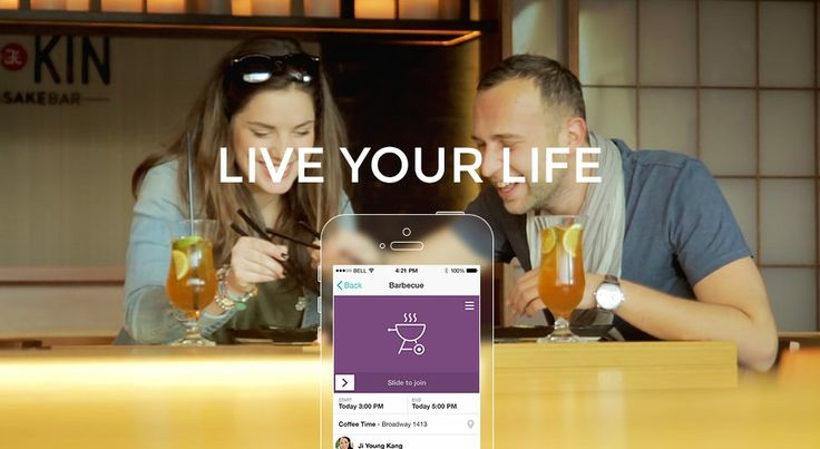 Homepage - live your life