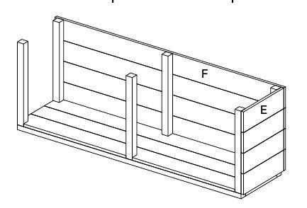 17 meilleures id es propos de bac fleurs sur pinterest bacs fleurs bacs plantes et. Black Bedroom Furniture Sets. Home Design Ideas