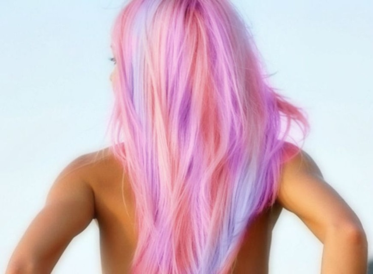 why have hair when you could have **UNICORN HAIR**