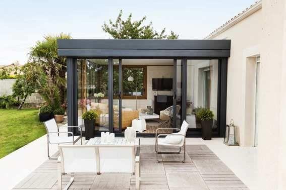 Prix Veranda 20m2 Small House Design House Veranda