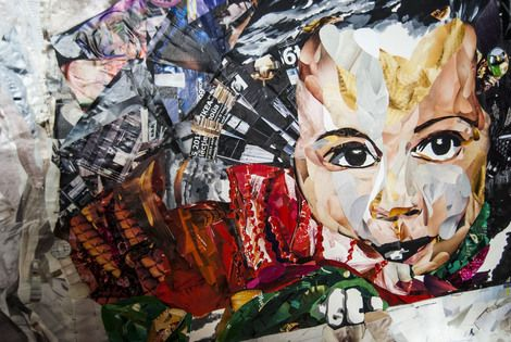 MiraC, Child portrait on ArtStack #mirac #art