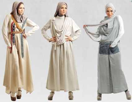 Women's mooslem fashion