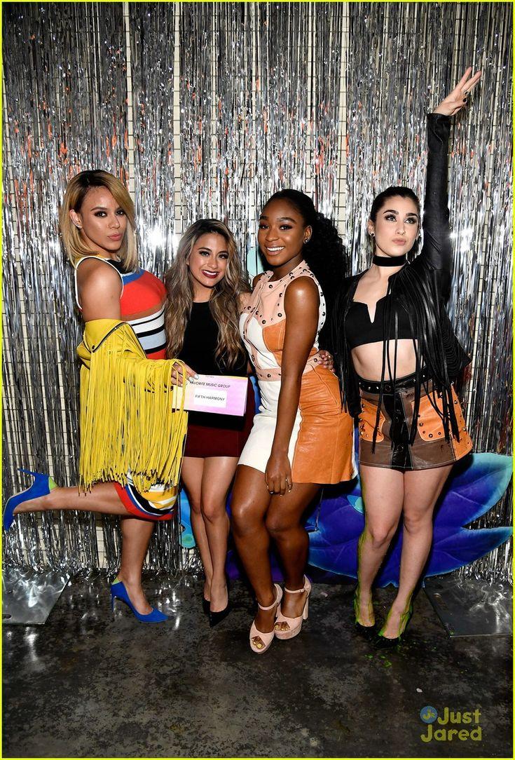 Fifth Harmony wins at the Kids' Choice Awards 2017