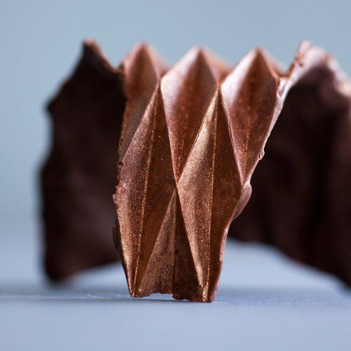 Edible Surfaces |Tubular Pleat Photo by Hay Hermans
