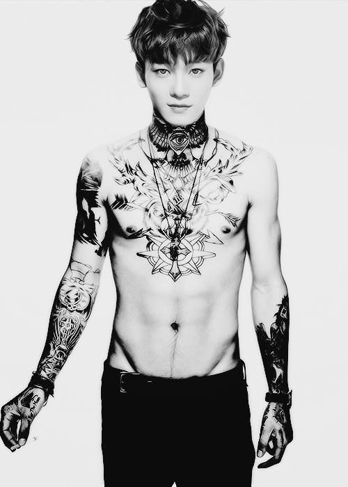 79 best images about Exo tattos on Pinterest | Sexy, New