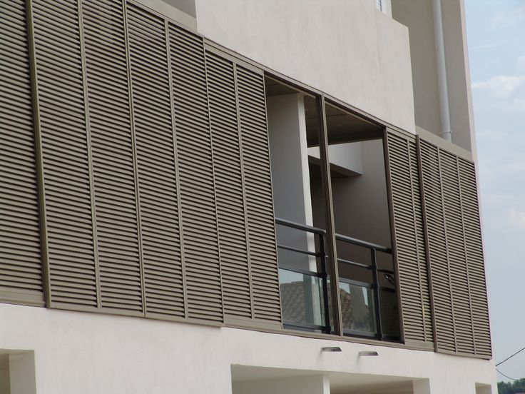7 best Volet aluminium images on Pinterest Shutters, Blinds and Shades