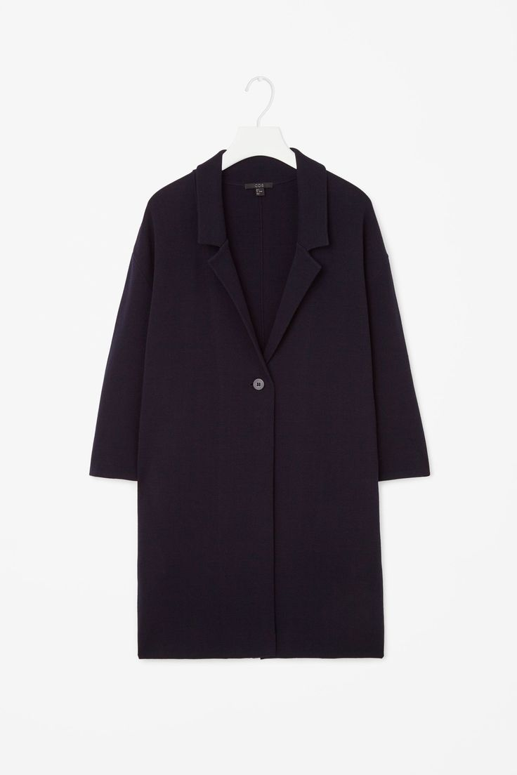 COS-Cardigan with lapels