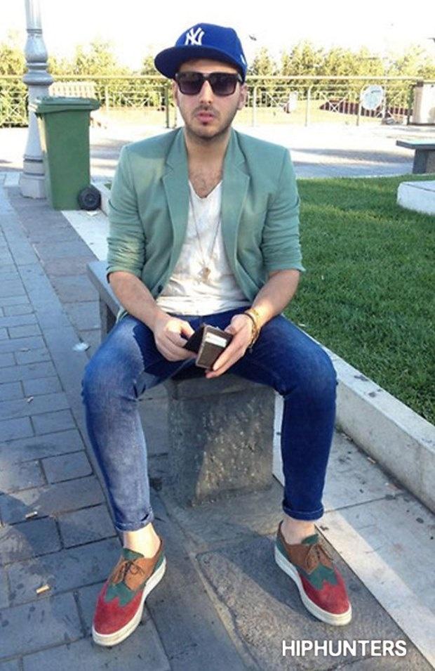 Dario http://blog.hiphunters.com/2013/05/07/weekly-street-style-4-vote-here/