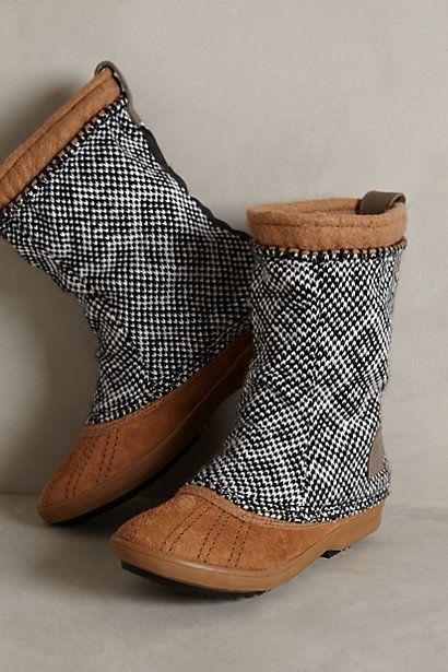 Sorel Tremblant Boots #anthrofave