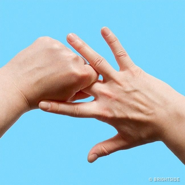 Hold Your Hand inThis Position...You Won't Believe What Follows