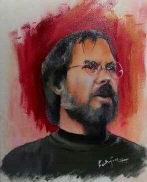 Steve jobs - @ https://www.facebook.com/sanjeevanmadhu/