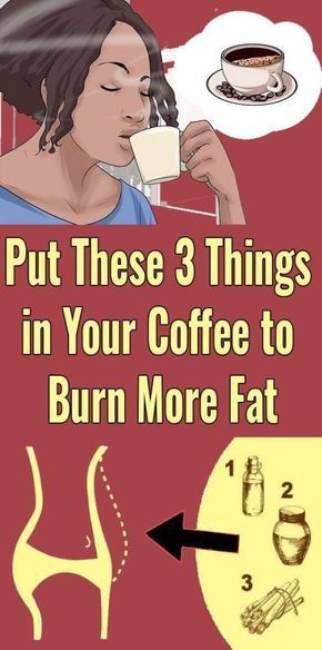 Put These three Issues in Your Espresso to Burn Extra Fats