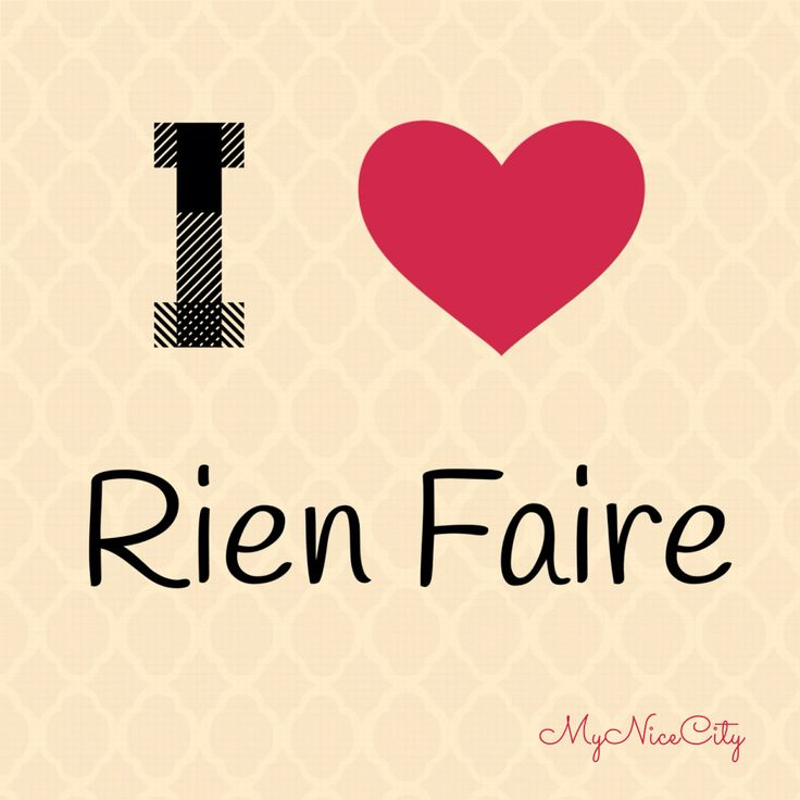 Rien faire - #MyNiceCity #Citation